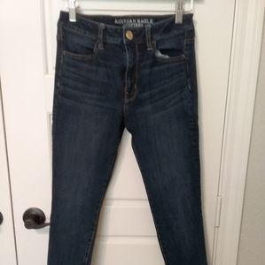American Eagle Outfitters Jeans - American Eagle high rise jeggings size 6